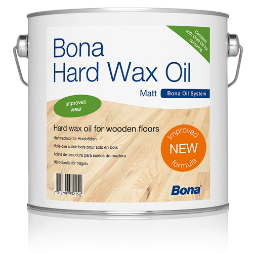 Масло для паркета Bona Hard Wax Oil
